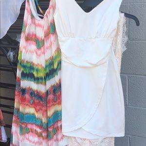 Woman's dresses size Medium